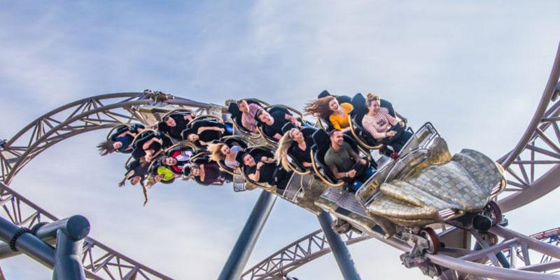 Blackpool Pleasure Beach Review: Theme Park To Spent Fun Time