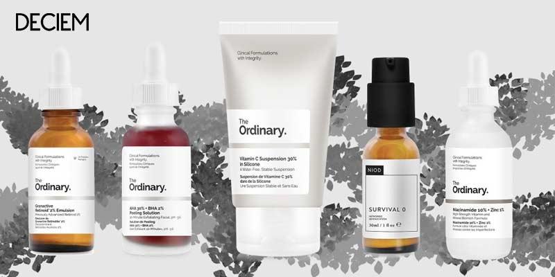 DECIEM Review: Beauty Care Products