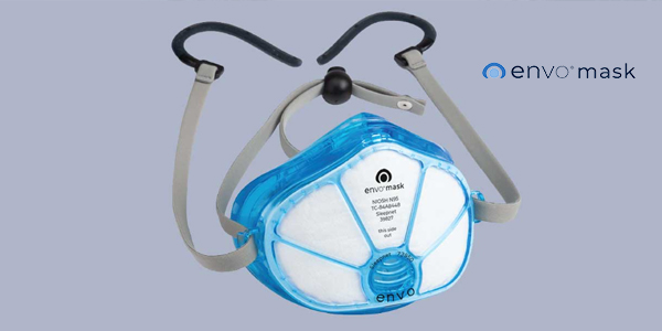 Envomasks - The Best Place To Get A Reusable N95 Respirator Mask