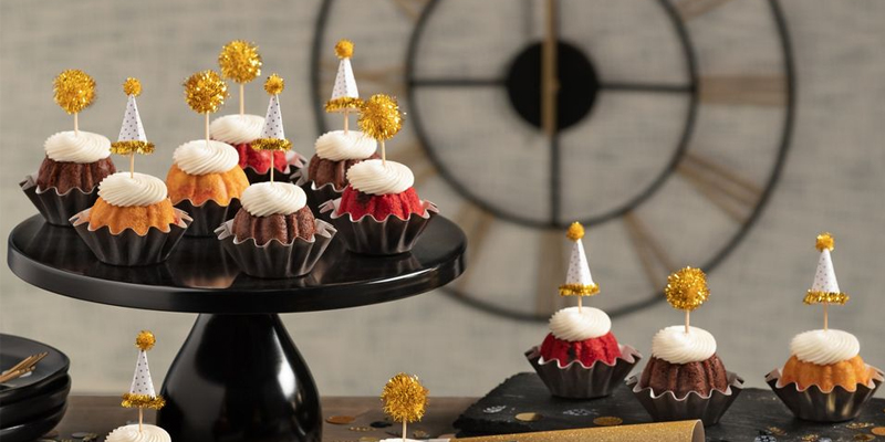 Nothing Bundt Cakes Review- Bundt Cakes For All Occasions
